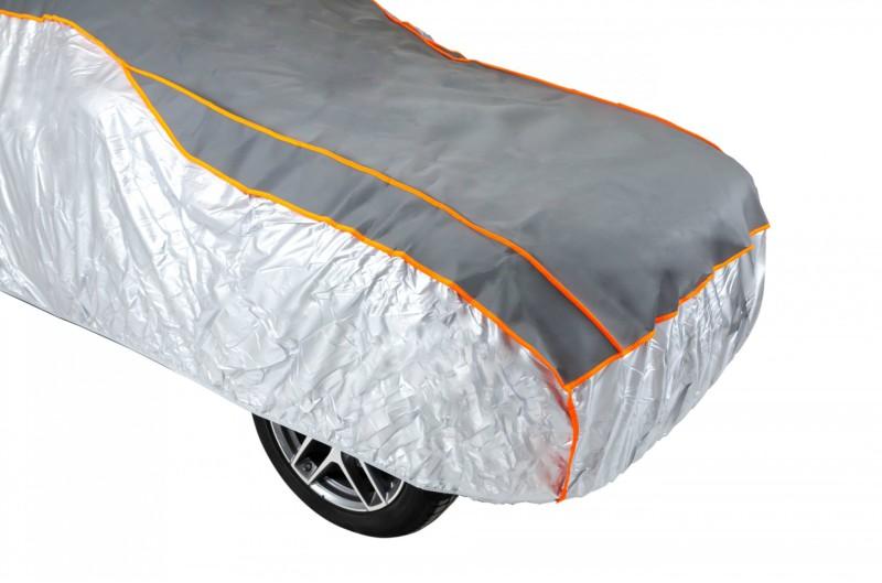 Prelată de protecție pentru mașini împotriva grindinei